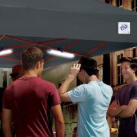 E-Z Up Tent LED Event Lights Demo