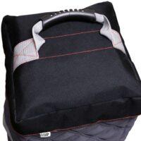 Deluxe Roller Bag Handle Detail