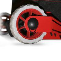 Deluxe Roller Bag Wheel Closeup