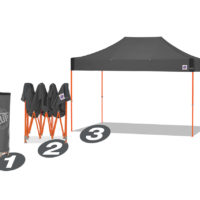 Speed Shelter 8x12 Assembly