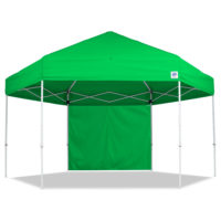 Hub Tent Sidewall in Kelly Green