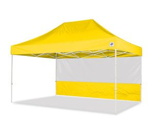 10x15 Food Booth Sidewall