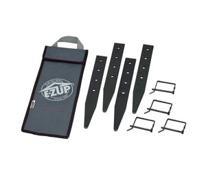 E-Z Up Heavy Duty Tent Stake Kit