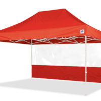 15' Panorama Sidewall in Punch Red