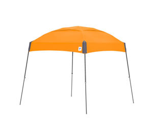 preview dome steel orange