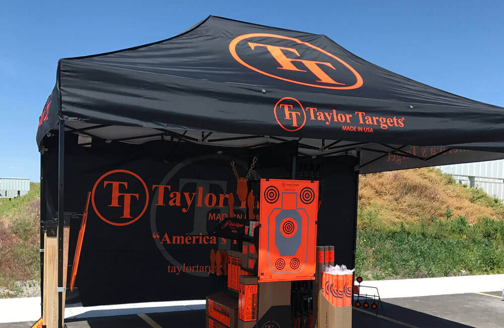 count on your product taylor targets