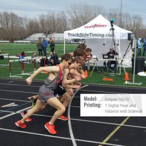 eclipse athletics track