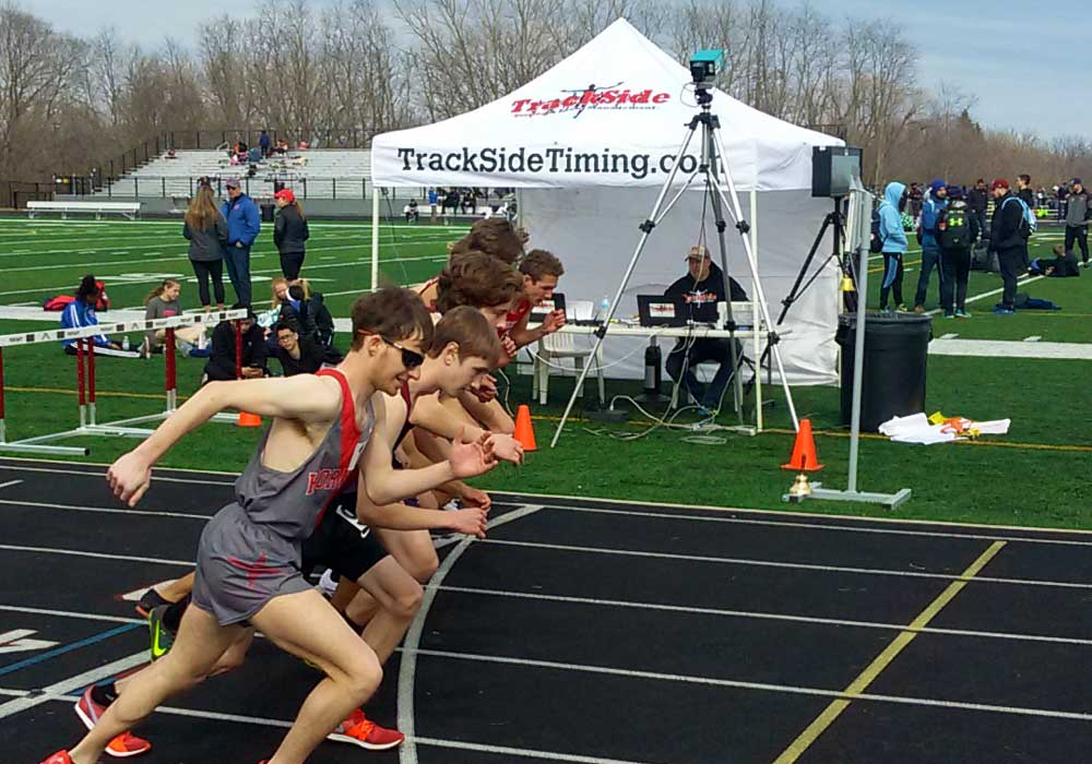 10x10 canopy for track and field