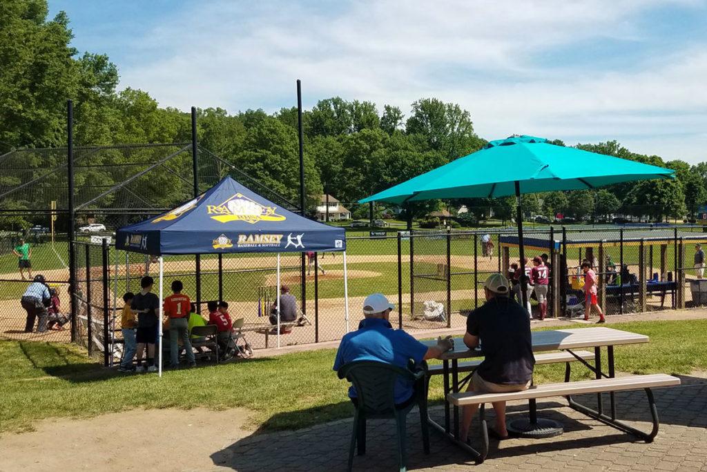 BuyShade Custom Baseball Tent